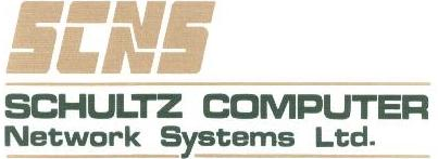 Schultz Computer Network Systems Ltd